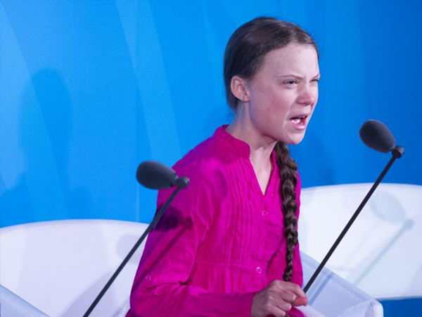 Greta Thunberg UN Climate Summit Speech