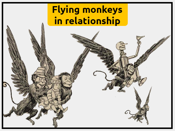 Who Are Flying Monkeys?  If You Are Facing Problem, We Have 5 Ways By Which You Can Deal With Them