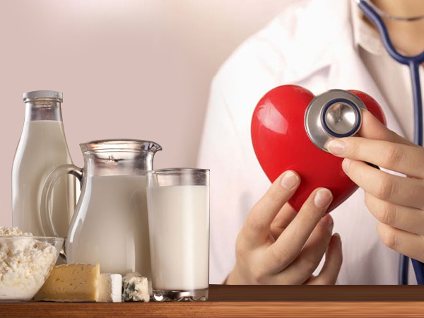 Milk And Yoghurt May Help Improve Your Heart Health