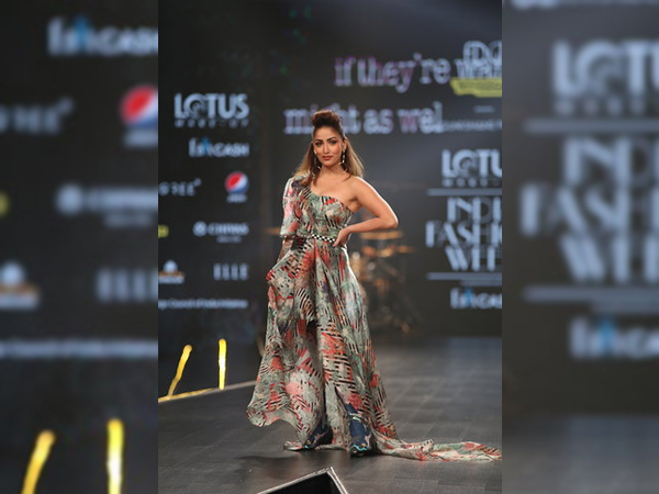 Yami Gautam India Fashion Week