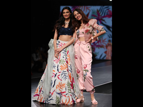 Athiya Shetty Showstopper