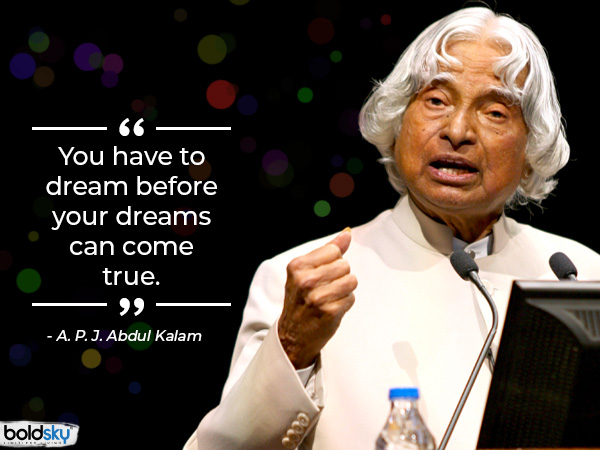 Apj Abdul Kalam S Birth Anniversary Quotes And Facts About The Former President Of India Boldsky Com
