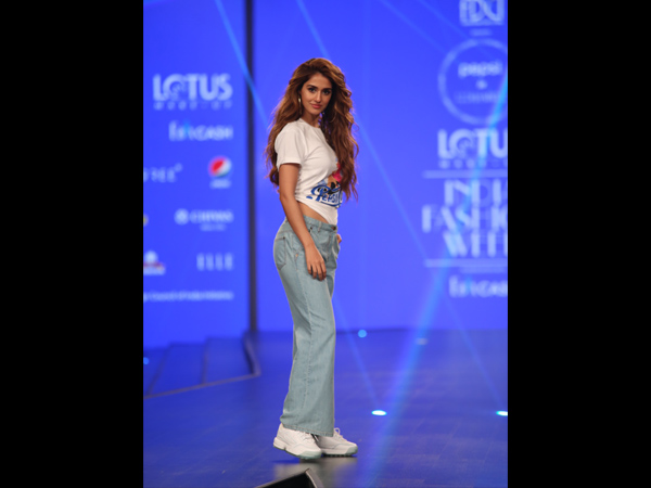 Disha Patani Showstopper