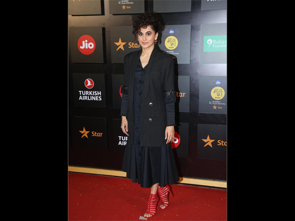 Taapsee Pannu Fashion