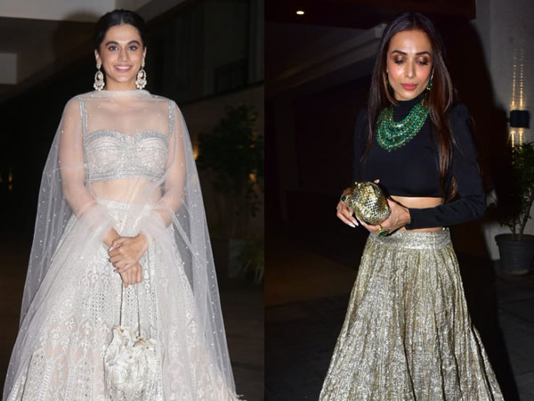 Bollywood Divas In Traditional Outfits