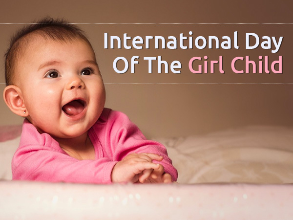 International Day Of The Girl Child 2019