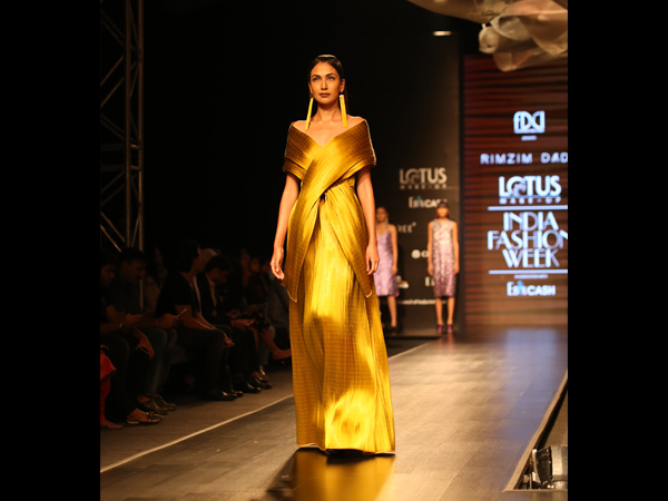 Lotus Makeup India Fashion Week