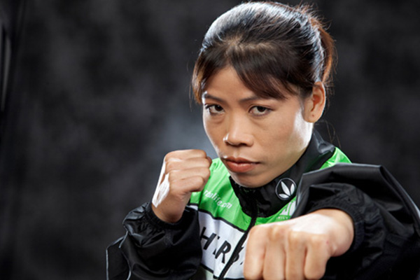 Mary Kom Wins Her 8th World Medals