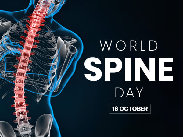 World Spine Day 2019: Date, Theme And History