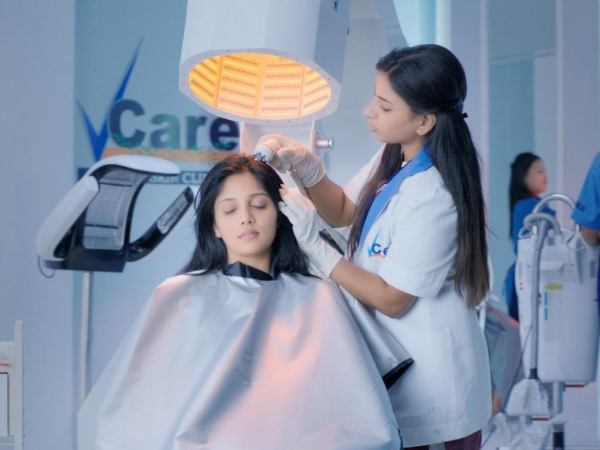 vcare hair and skin care clinic