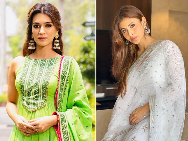 Diwali 2019: Let Bollywood Divas Inspire You To Wear Gorgeous Light Festive Outfits