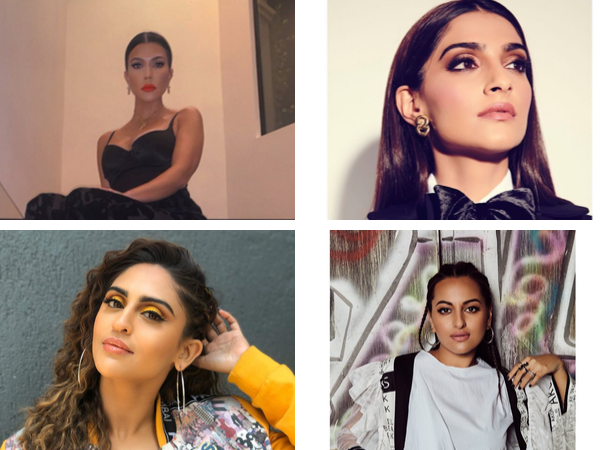 Instagram Beauty Trends This Week: Kourtney Kardashian, Sonam Kapoor, Krystle D'Souza & Sonakshi