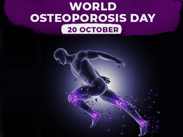World Osteoporosis Day 2019: Date, Theme And History