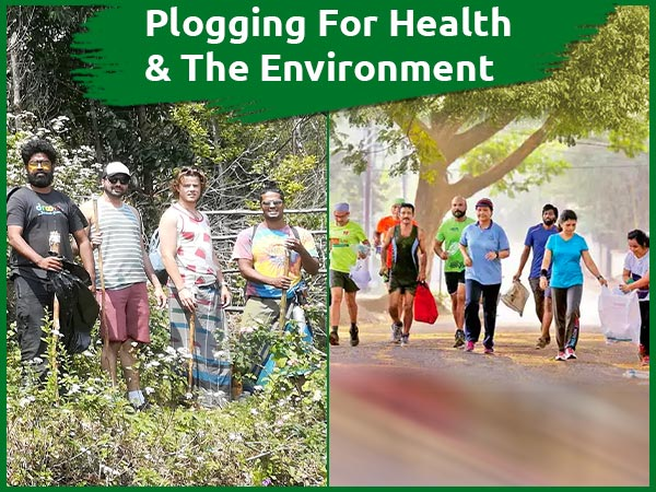 What Is Plogging? Its Role In Boosting Your Health And The Environment