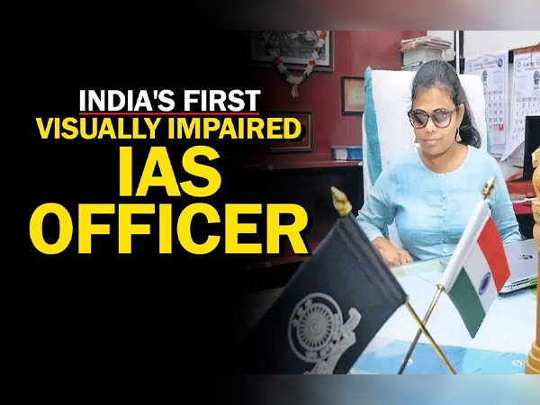 Pranjal Patil, First Blind Woman IAS Officer Takes The Charge Of Sub-Collector At Thiruvananthpuram