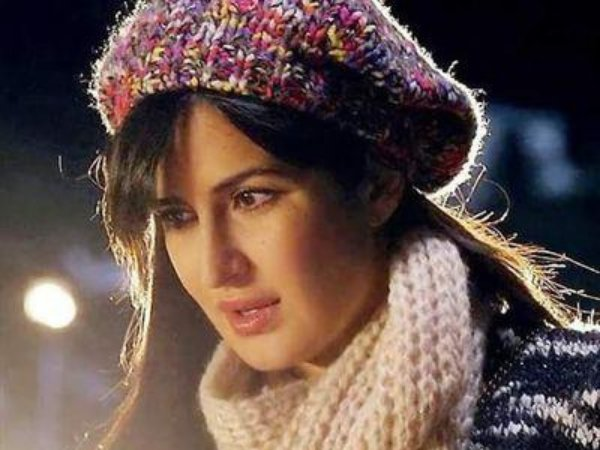 Katrina Kaif Has The Perfect Make-up Look To Rock A Beanie This Fall Season