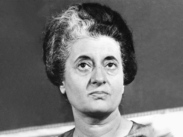 Indira Gandhis 102nd Birthday