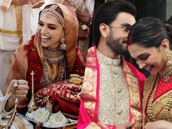 Deepika Padukone's Anniversary Sari: What Is So Special About It?