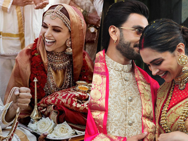 So, What Is So Special About Deepika Padukone's Anniversary Sari