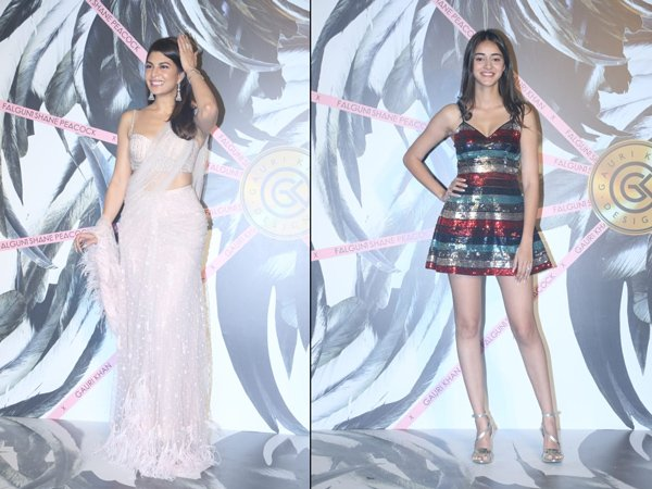 Jacqueline Fernandez, Gauri Khan, And Other Divas Give Us Stunning Outfit Goals At A Store Launch