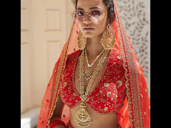 Gold Jewellery For Wedding
