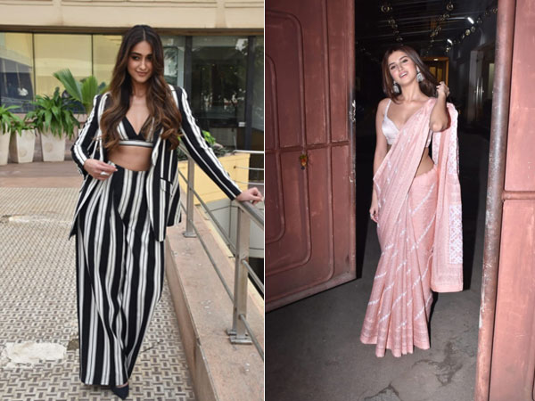 Ileana D'Cruz, Tara Sutaria, And More Have Stunning Fashion Goals For Us