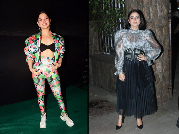 Tamannaah Bhatia And Rasika Dugal's Fashionable Outfits Will Turn Your Party Mode On