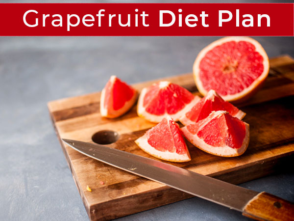 how does a grapefruit diet work