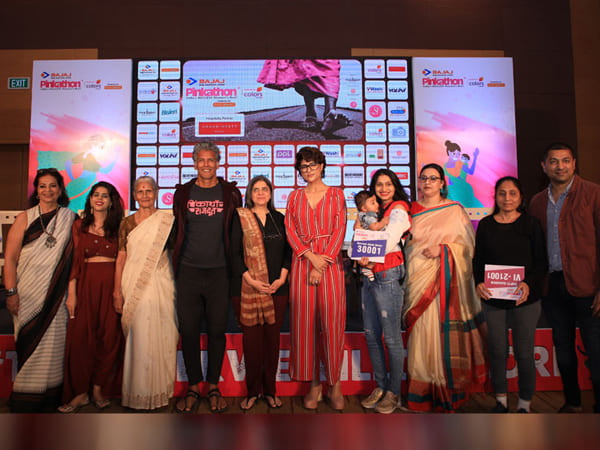 Pinkathon Mumbai 2019: From Milind Soman To Tahira Kashyap, Celebs Cheer Women Participants
