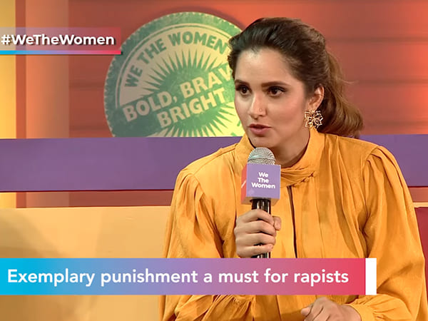 #WeTheWomen: Sania Mirza Shares Her Thoughts About Recent Hyderabad Rape Incident