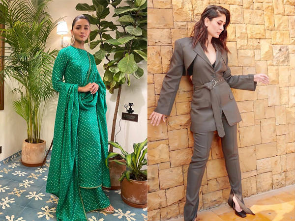 From Alia Bhatt To Kareena Kapoor Khan, These Divas Will Give Your Major Shopping Inspiration