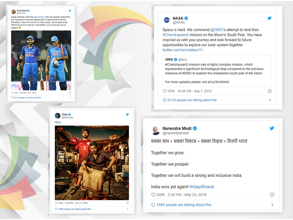 #ThisHappened2019: Biggest Moments On Twitter In India