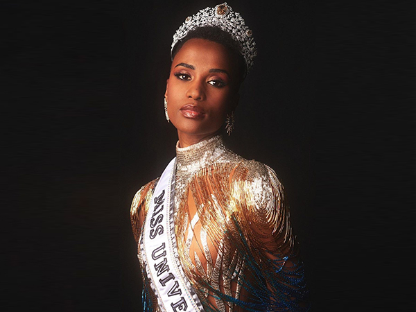 Miss Universe 2019, Zozibini Tunzi Is The Fashion Inspiration We All Need