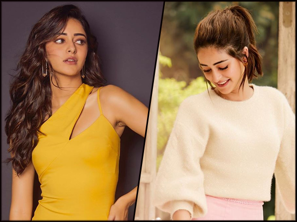 Ananya Panday Will Make You Want To Slay More Than Usual With Her Outfits