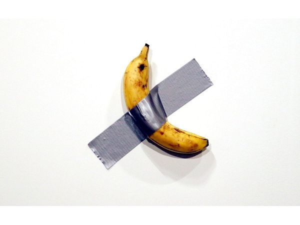 Man Eats 'Banana Art' Worth USD 120,000, Says He Isn't Sorry!