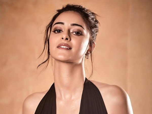 Ananya Panday's Bronze Make-up Look For Star Screen Awards Is A Red Carpet Win