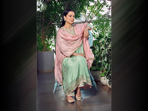 Kangana Ranaut Traditional Looks