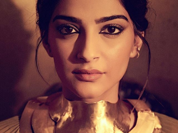 Sonam Kapoor At Paris Fashion Week