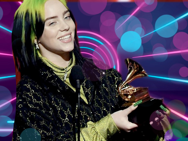 Billie Eilish Grammy 2020 Awards