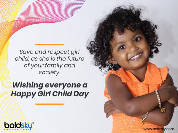 national girl child day 2020