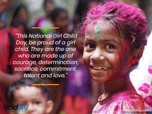 National Girl Child Day 2020: 10 Quotes That Will Empower You