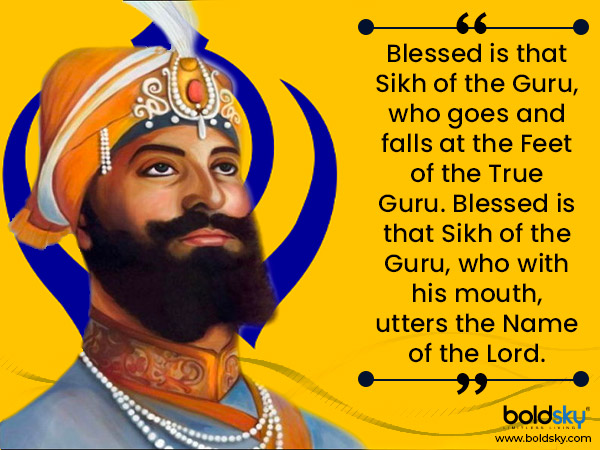 guru gobind singh jayanti motivational quotes that will