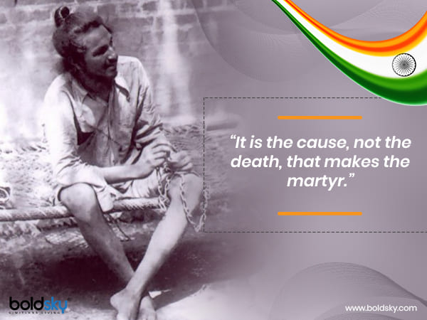 Quotes On Martyrs Day 2020