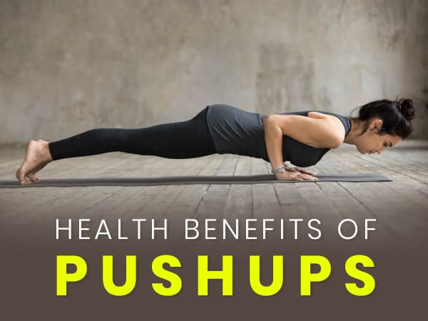 11 Health Benefits Of Doing Pushups Daily