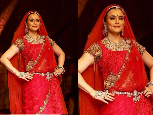Preity Zinta Fashion
