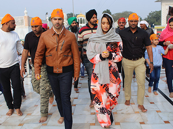 Shraddha Kapoor Opts For A Sassy Street-Style Outfit For Her Visit To Gurudwara Bangla Sahib