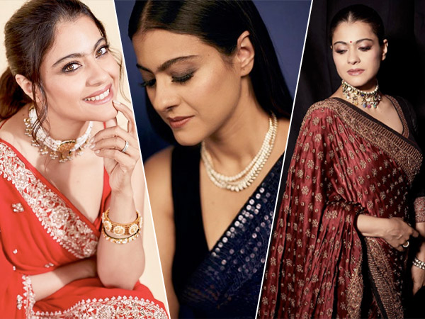 Tanhaji Actress, Kajol Has Wedding-Perfect Neckpiece Ideas For All The Lovely Prospective Brides