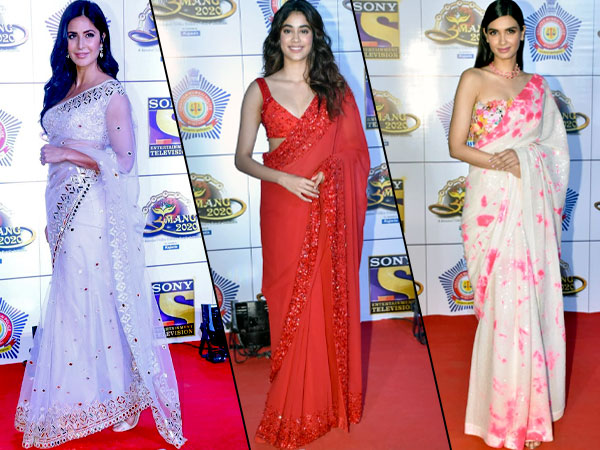 Umang 2020: Katrina Kaif And Other Divas Wowed Us In Saris But Who Looked The Best?