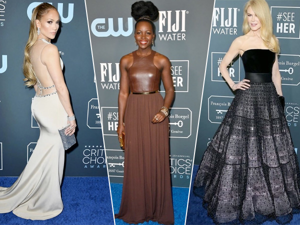 Critics' Choice Awards 2020: Jennifer Lopez And Other Divas Stun Us With Their Fashion Game