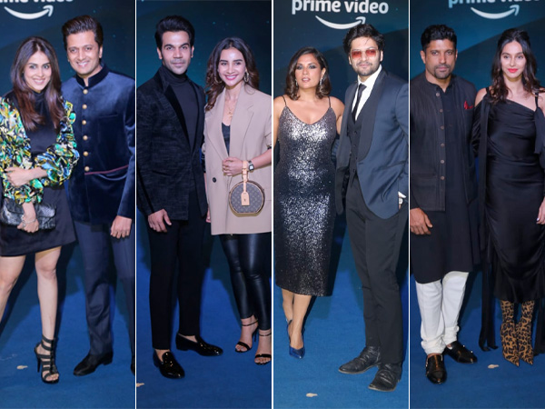 Genelia-Riteish And Other Bollywood Couples Give Fashion Goals With Their Co-ordinated Outfits